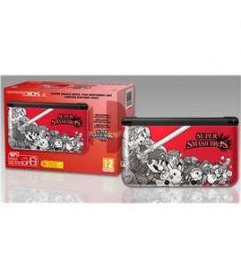 CON 3DS XL EDICIÓN ESPECIAL SUPER SMASH BROS. + SUPER SMASH