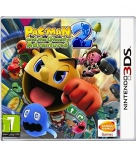 3DS PAC-MAN AND THE GHOSTLY ADVENTURES 2
