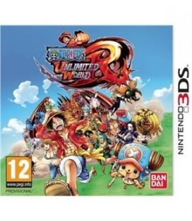 3DS ONE PIECE UNLIMITED WORLD RED EDICION SOMBRERO DE PAJA