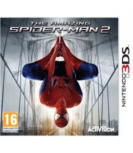 3DS THE AMAZING SPIDERMAN 2