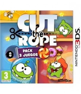 3DS CUT THE ROPE