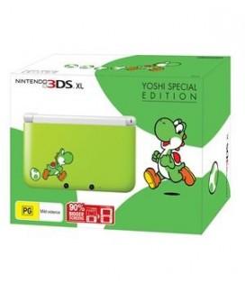 CON 3DS XL YOSHI SPECIAL EDITION