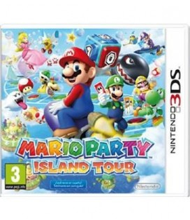 3DS MARIO PARTY ISLAND TOUR