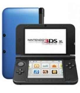 CON 3DS XL NEGRO / AZUL