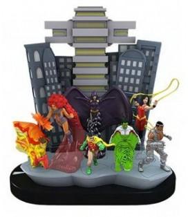 DC HEROCLIX: TEEN TITANS BOOSTER BRICK