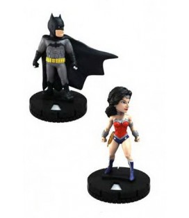DC HEROCLIX: BATMAN AND WONDER WOMAN TAB APP