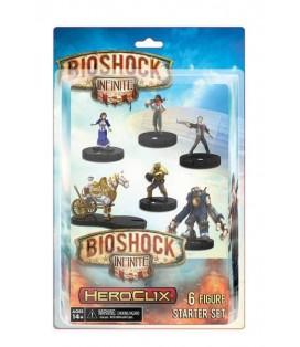 HEROCLIX: BIOSHOCK STARTER