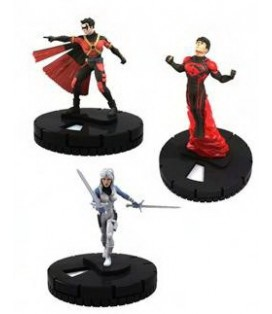 DC HEROCLIX: TEEN TITANS GRAVITY FEED (24 unid.)