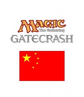MAGIC GATECRASH DISPLAY BOOSTERS (36 unid.) chinese
