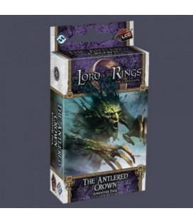 LORD OF THE RINGS LCG ANTLERED CROWN * INGLES *