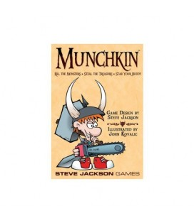 MUNCHKIN *INGLES*
