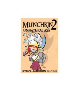 MUNCHKIN 2 UNNATURAL AXE *INGLES*