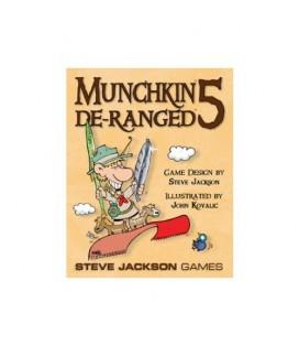 MUNCHKIN 5 DE RANGED *INGLES*