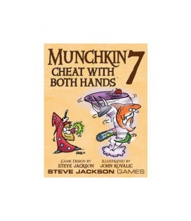 MUNCHKIN 7 CHEAT WITH BOTH HANDS *INGLES*