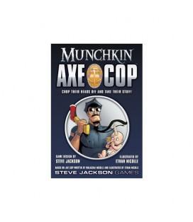 MUNCHKIN AXE COP *INGLES*
