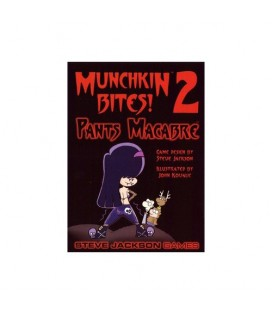 MUNCHKIN BITES 2 *INGLES*