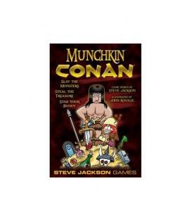MUNCHKIN CONAN *INGLES*