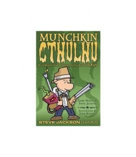 MUNCHKIN CTHULHU *INGLES*
