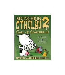 MUNCHKIN CTHULHU 2 COWTHULHU *INGLES*