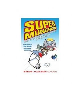 SUPER MUNCHKIN *INGLES*