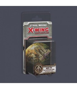 STAR WARS X-WING MIN GAME: M3-A INTERCP. *INGLES*