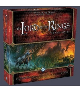 LORD OF THE RINGS THE CARD GAME * INGLES *