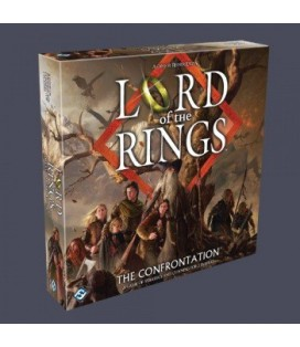 LORD OF THE RINGS: THE CONFRONTATION * INGLES *