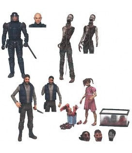 CASE FIGURAS WALKING DEAD COMIC S2 15 cm (12 unid.)