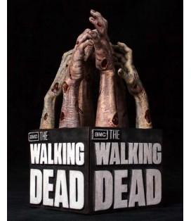 SUJETALIBROS THE WALKING DEAD 17 cm