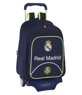 Real Madrid - MOCHILA GRANDE CON RUEDAS