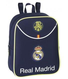 Real Madrid - MOCHILA GUARDERIA ADAPTABLE A CARRO