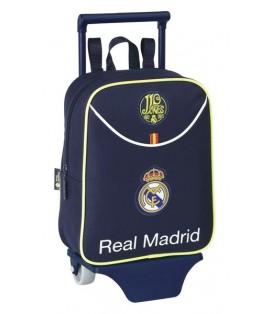 Real Madrid - MOCHILA GUARDERIA CON RUEDAS