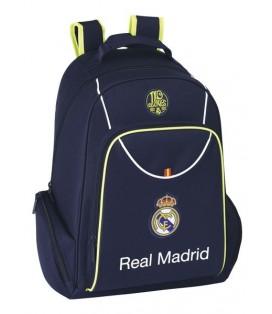 Real Madrid - MOCHILA MULTIBOLSILLOS ADAPTABLE A CARRO