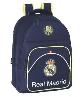 Real Madrid - MOCHILA DOBLE ADAPTABLE A CARRO