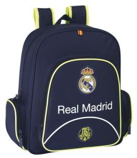 Real Madrid - MOCHILA JUNIOR ADAPTABLE A CARRO