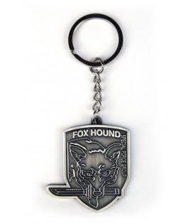 LLAVERO METAL GEAR SOLID - FOXHOUND