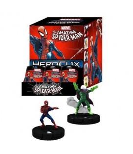 MARVEL HEROCLIX: SPIDERMAN DISPLAY (24 unid.)