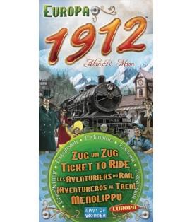 ¡Aventureros al Tren! Europa 1912