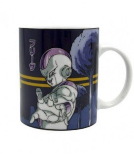 TAZA DRAGON BALL FREEZER VS GOKU