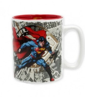 TAZA DC COMICS SUPERMAN