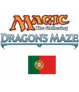 MAGIC DRAGON'S MAZE DISPLAY SOBRES (36 unid.) en portugués