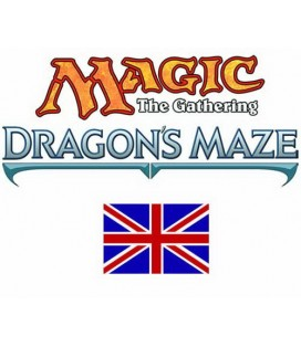 MAGIC DRAGON'S MAZE DISPLAY SOBRES (36 unid.) en inglés