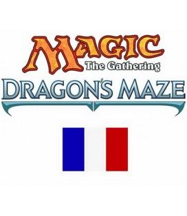 MAGIC DRAGON'S MAZE DISPLAY SOBRES (36 unid.) en francés