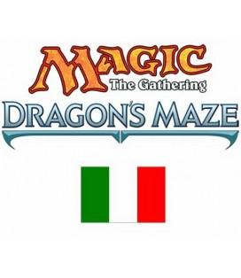 MAGIC DRAGON'S MAZE DISPLAY SOBRES (36 unid.) en italiano