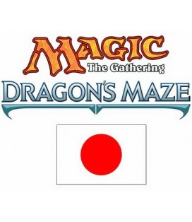 MAGIC DRAGON'S MAZE DISPLAY SOBRES (36 unid.) en japonés
