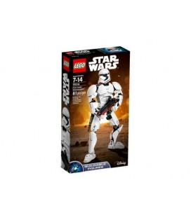 LEGO FIGURAS STAR WARS FIRST ORDER STORMTROOPER