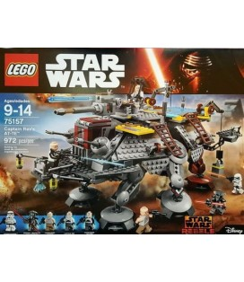 LEGO STAR WARS AT-TE DEL CAPITAN REX
