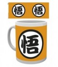 TAZA DRAGON BALL KANJI