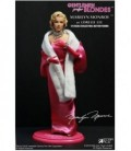 FIGURA MARILYN MONROE STAR ACE PINK DRESS 30 CM