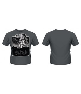 CAMISETA STAR WARS A NEW HOPE talla M